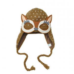 Lullaby Road - Reindee-4-6-ans - Bonnet caramel avec lunette amovible Daim - 4/6 ans (364458)