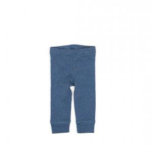 Message in the bottle - NELLINDT0606   - Legging rayé Nella bleu - 6 mois (364584)