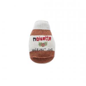 Oeuf Baby Clothes - G13417091999 - Coussin Nutella en alpaga (364804)