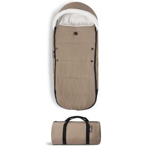 Babyzen - BZ10209-06 - Nouvelle chancelière Taupe doublée et son sac de rangement pour poussette YOYO (364870)