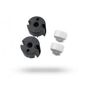 Bugaboo - 230532 - Blocages des roues pivotantes rechange pour Bugaboo cameleon³ (365050)