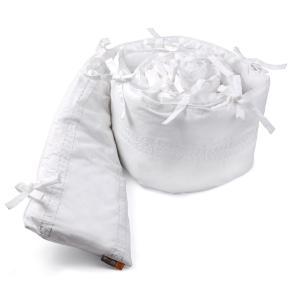 Bloom - E10317-OCS-11-ATL - Tour de lit pour berceau Alma mini en coton bio blanc - 61 x 52 x 47,8 cm (365908)