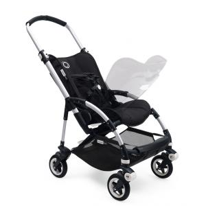 Bugaboo - BU114 - Nouvelle poussette bugaboo bee 5 avec capote waves chassis alu (366122)