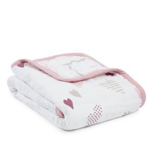 Aden and Anais - 6093G - couverture pour poussette heart breaker (366184)