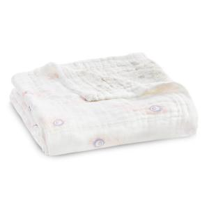 Aden and Anais - 9323G - couverture de rêve dream blanke silky soft - featherlight (366186)