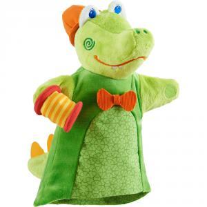 Haba - 303375 - Marionnette sonore Crocodile (366820)