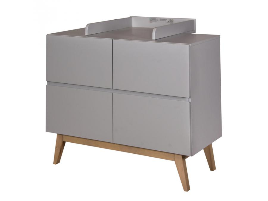 quax extension plan langer pour commode trendy gris. Black Bedroom Furniture Sets. Home Design Ideas