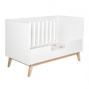 Quax - 54014122XL-BR - Barrière pour lit Trendy - blanc 70*140 cm (367024)