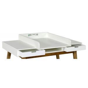 Quax - 54051722-E - Rallonge pour bureau Trendy - blanc (367044)