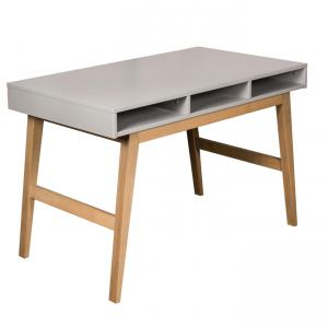 Quax - 54051724 - Bureau enfant Trendy - gris (367052)