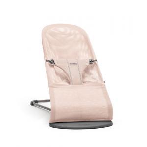 Babybjorn - 006012 - Transat Bliss Rose Poudré, Mesh (367310)