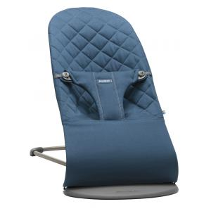 Babybjorn - 006015 - Transat Bliss Bleu nuit, Coton (367316)