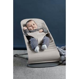 Babybjorn - 006017 - Transat Bliss Gris sable, Coton (367318)