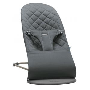Babybjorn - 006021 - Transat Bliss Coton Anthracite (367320)