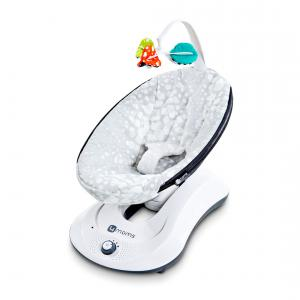 4moms - 14-01-018 - Balancelle RockaRoo confort Argent (367560)