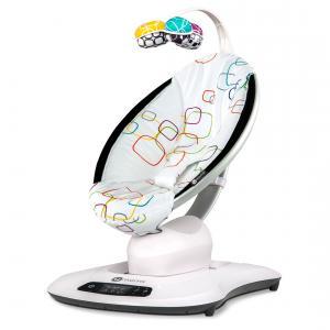 4moms - 2000810 - Balancelle MamaRoo 4.0 confort Multicolore (367578)