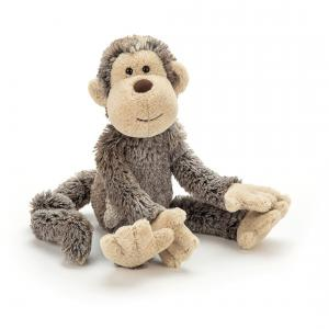 Jellycat - MAS4MK - Mattie Monkey Small -  cm (367668)