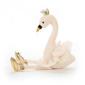 Jellycat - FA6S - Fancy Swan -  cm (367680)