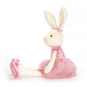 Jellycat - BITS6BS - Bitsy Party Bunny Small - 24 cm (367768)