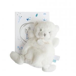 Doudou et compagnie - DC3267 - Le doudou - doudou ours bleu - 19 cm (367948)