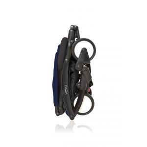 Babyzen - Bu084 - Poussette  Yoyo plus cadre noir pack couleur 6+ Bleu Air France (368018)