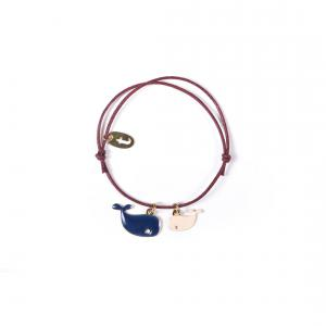 Titlee - BL-WHAL-ME-T1 - Bracelet Whale taille 1 (368088)