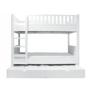 Bopita - 587311 - tiroir Lit 90X200 MIX & MATCH blanc (368550)