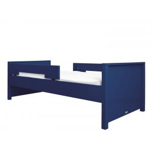 Bopita - 549925 - Lit 90X200 JONNE bleu foncé (Incl. 2 Barres de protection) (368574)