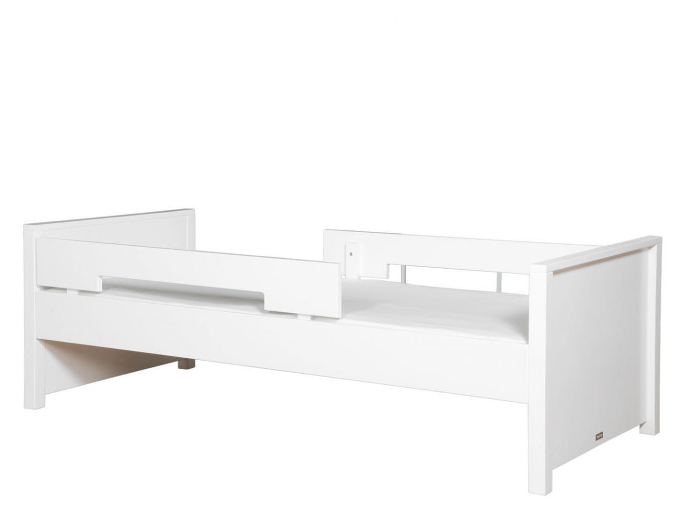 bopita lit junior 70x150 jonne blanc incl 2 barres de protection. Black Bedroom Furniture Sets. Home Design Ideas