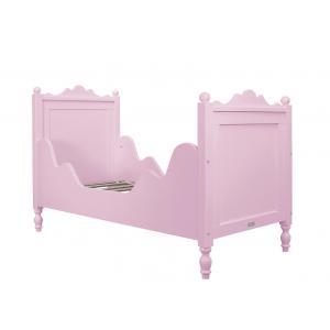 Bopita - 150209 - Lit enfant BELLE rose clair - 70x150cm (368628)