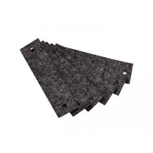 Leander - 502219 - Poignets en feutre, Gris pour commode 3 tiroirs Linea (368912)