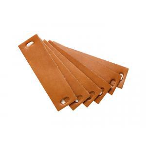 Leander - 502202 - Poignets en cuir, Caramel pour commode 3 tiroirs Linea (368924)