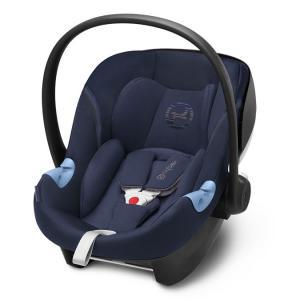 Cybex - 518000063 - Siège auto ATON M i-Size bleu-Denim blue (369030)