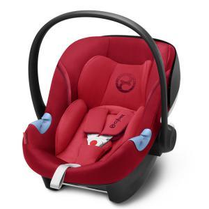 Cybex - 518000061 - Siège auto ATON M i-Size rouge-Rebel red (369032)