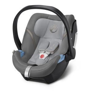 Cybex - 518000203 - Siège auto ATON 5 gris-Manhattan grey (369052)