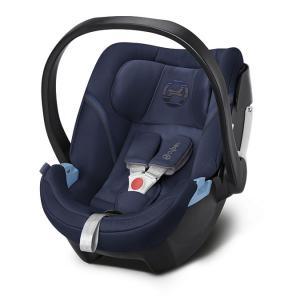 Cybex - 518000201 - Siège auto ATON 5 bleu-Denim blue (369054)