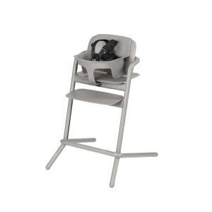 Cybex - 518002081 - Babyset LEMO gris-Storm grey (harnais inclus) (369074)