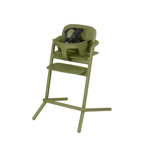 Cybex - 518001519 - Babyset LEMO vert-Outback green (harnais inclus) (369084)