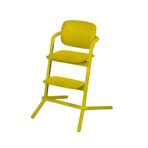 Cybex - 518001495 - Chaise haute LEMO jaune-Canary yellow (369096)