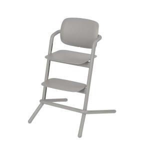 Cybex - 518002073 - Chaise haute LEMO gris-Storm grey (369100)