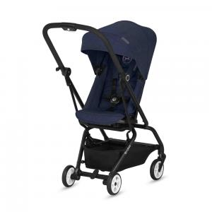 Cybex - 518001243 - Poussette EEZY TWIST bleu-Denim blue (369164)