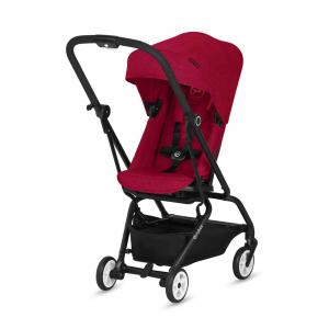 Cybex - 518001241 - Poussette EEZY TWIST rouge-Rebel red (369166)