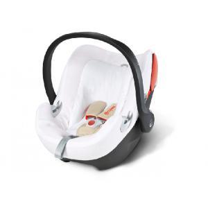 Cybex - 518001003 - Housse d'été blanc pour siège auto CLOUD S i-Size (369208)
