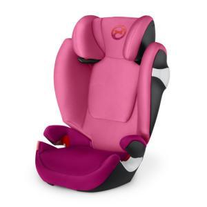 Cybex - 518000475 - Siège auto SOLUTION M violet-Passion pink (369224)