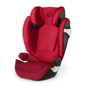 Cybex - 518000465 - Siège auto SOLUTION M rouge-Rebel red (369234)