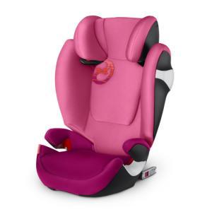 Cybex - 518000489 - Siège auto SOLUTION M-fix violet-Passion pink (369238)