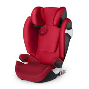 Cybex - 518000479 - Siège auto SOLUTION M-fix rouge-Rebel red (369248)