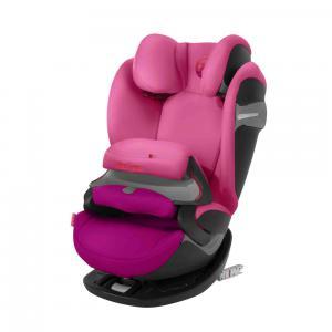 Cybex - 518000933 - Siège auto PALLAS S-fix violet-Passion pink (369252)