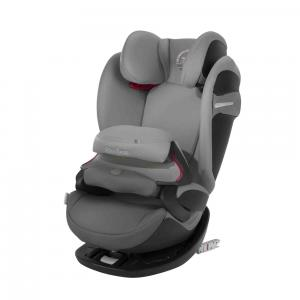 Cybex - 518000927 - Siège auto PALLAS S-fix gris-Manhattan grey (369258)