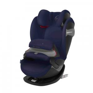 Cybex - 518000925 - Siège auto PALLAS S-fix bleu-Denim blue (369260)